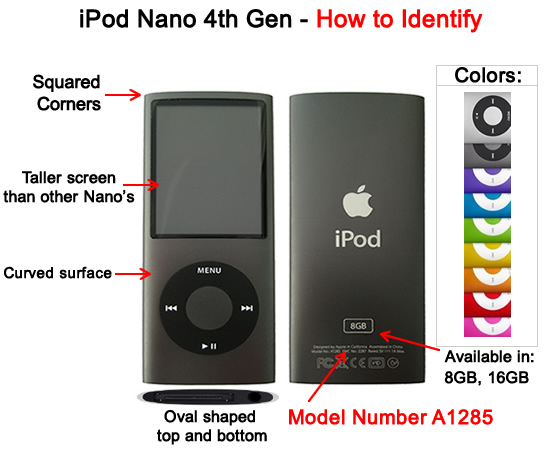 ipod touch 7th generation serial number
